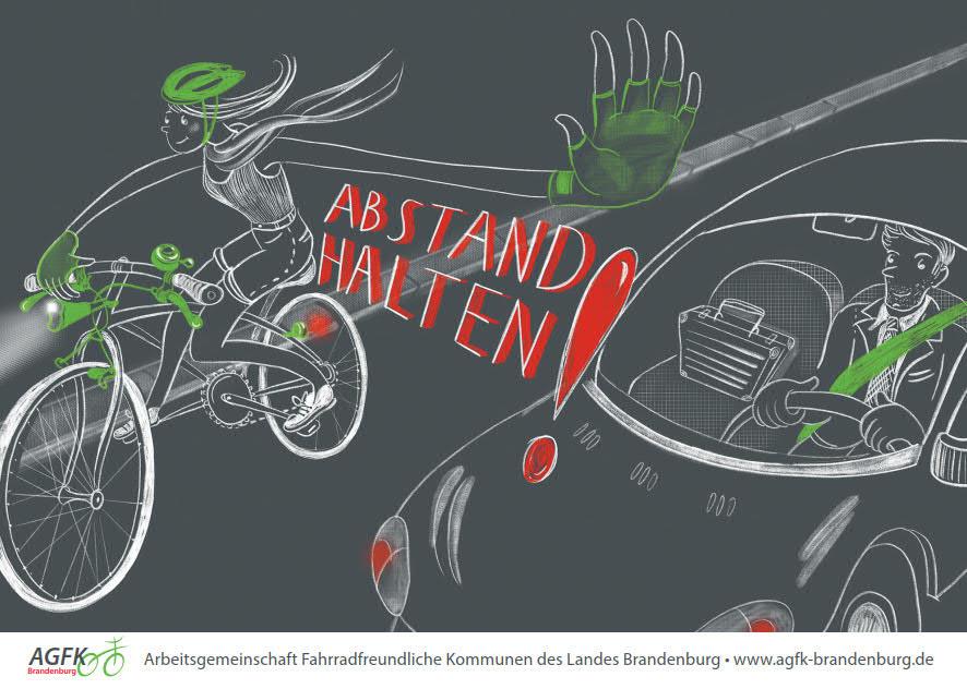 AGFK-Kampagne zur Verkehrssicherheit gestartet