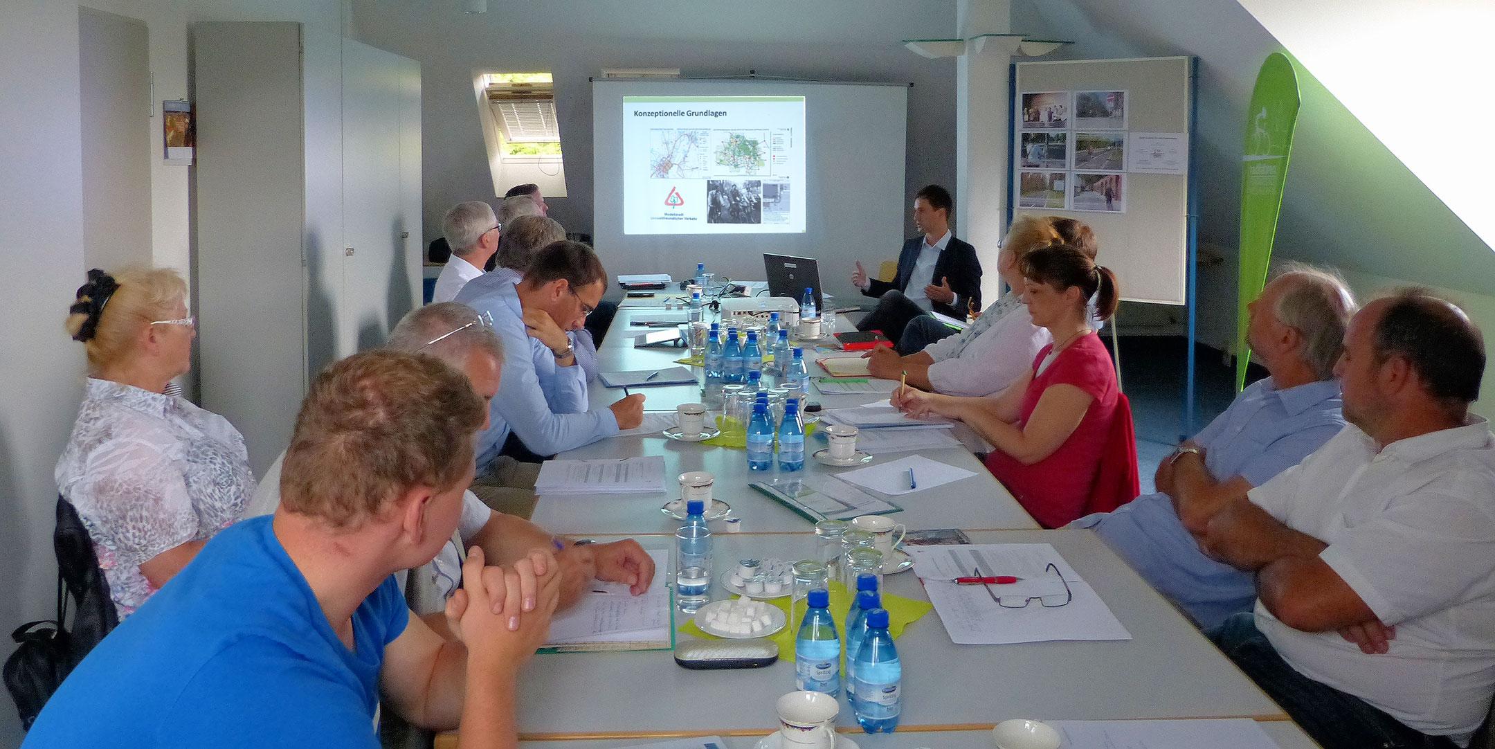 3. Arbeitstreffen der AGFK Brandenburg