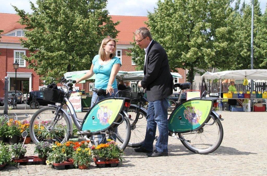 Potsdam legt Fortschreibung des Radverkehrskonzeptes vor