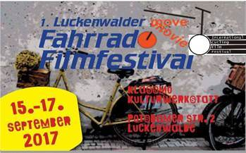 International Cycling Film Festival in Luckenwalde zu Gast