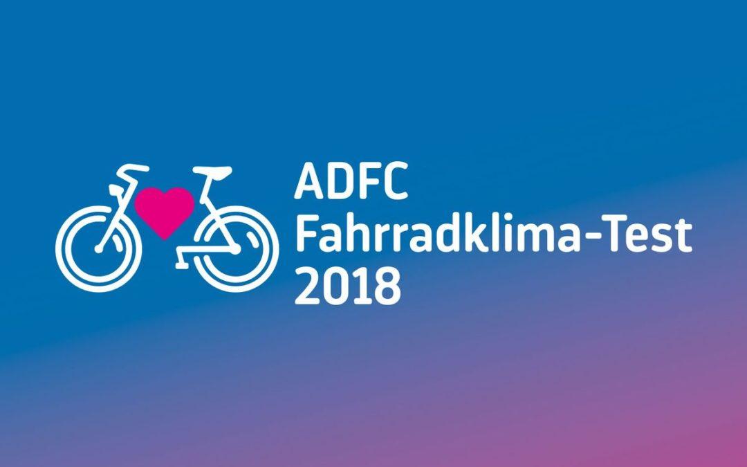 ADFC-Fahrradklima-Test 2018