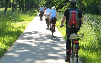 The sound of cycling – Fahr Rad in Brandenburg