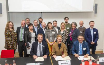 """Startschuss für Leuchtturmprojekt """"Radschnellverbindungen Südwest"""""""