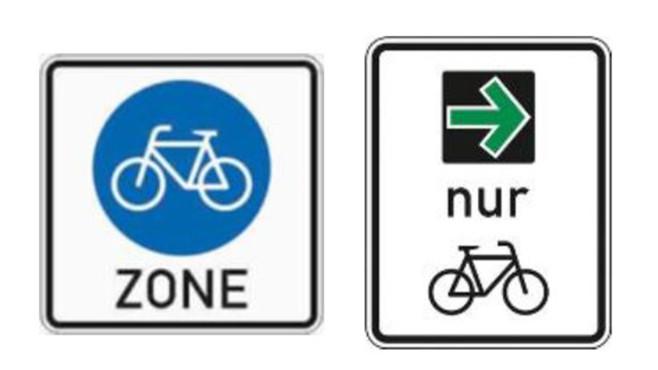 Änderungen der StVO zum Radverkehr