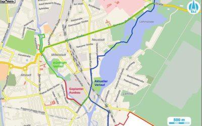 Haveluferweg wird ausgebaut