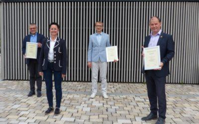 AGFK BB begrüßt drei neue Mitglieder