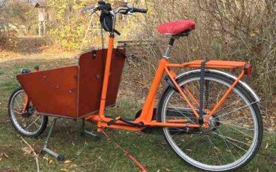 Freie Lastenräder für Brandenburger Kommunen