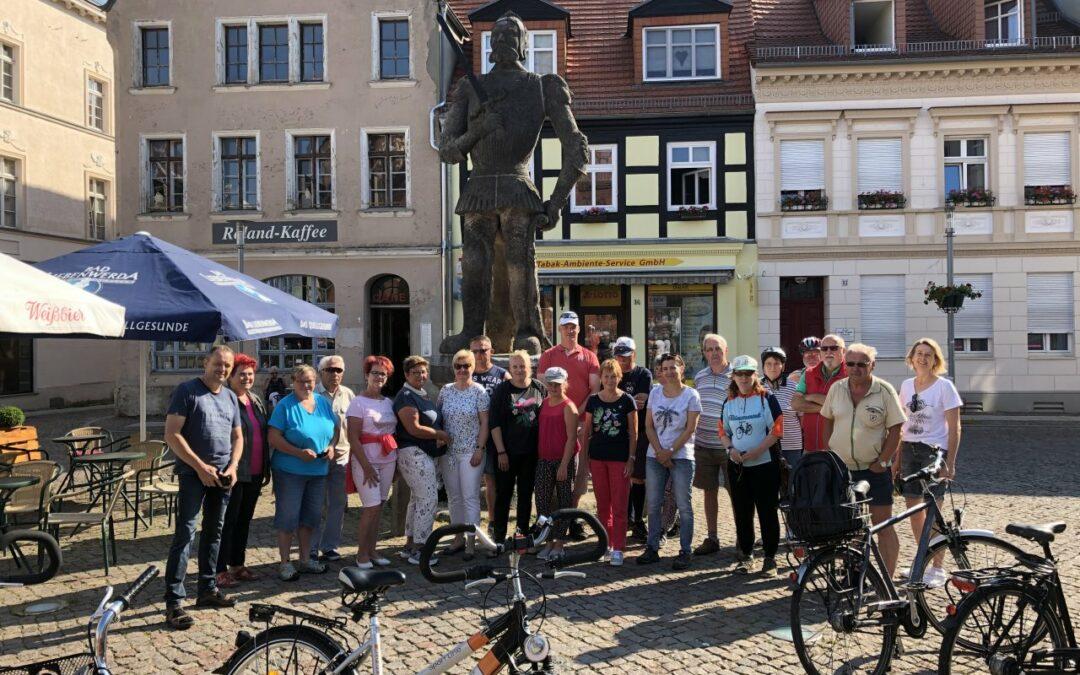 Geführte Radtour rund um Perleberg