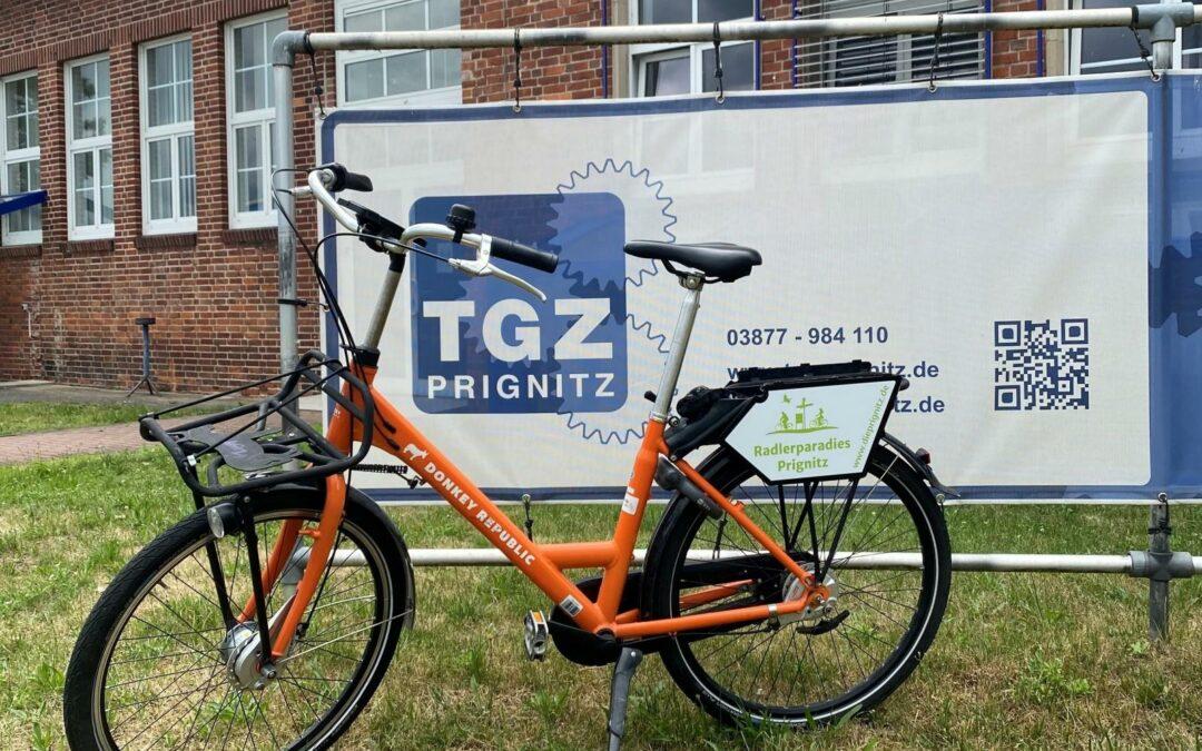 Bike-Sharing in Wittenberge und Perleberg