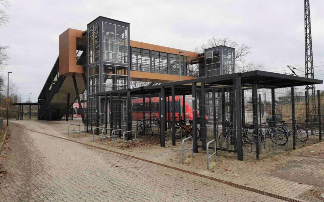 Neue Informationsstelle für Fahrradparken an Bahnhöfen